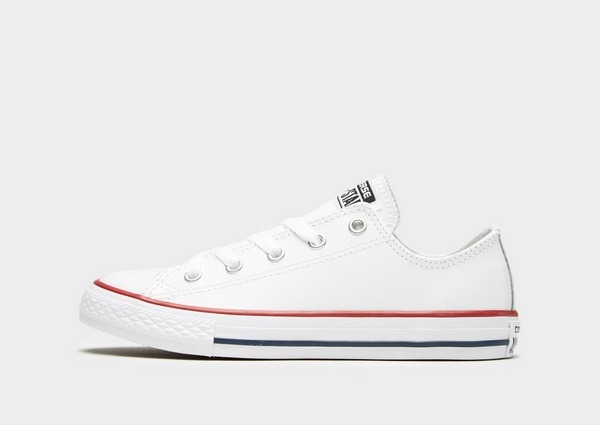 Koop Wit Converse All Star Ox Leather Kinderen | JD Sports