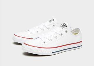 converse all star ox leather infantil