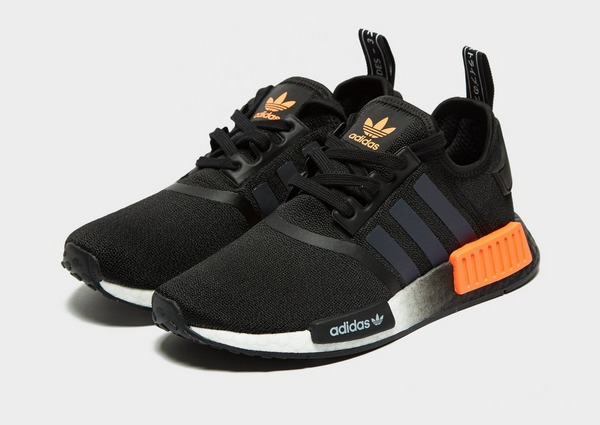 Shop den adidas Originals NMD R1 Kinder in Schwarz | JD Sports