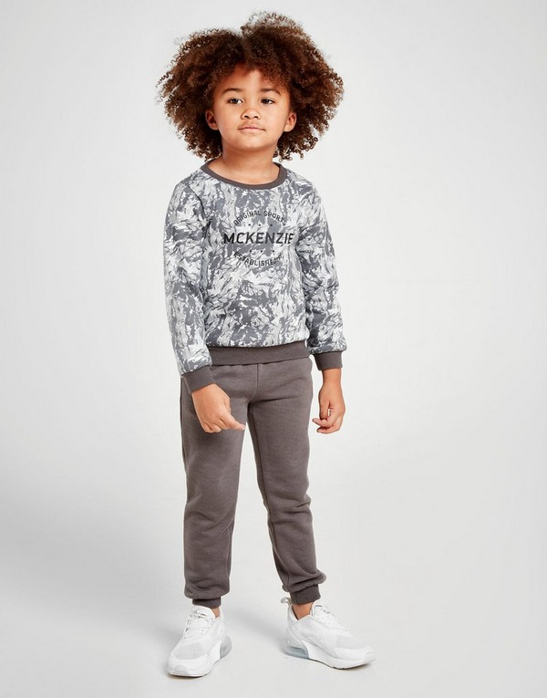 McKenzie Mini Chamea Tracksuit Children