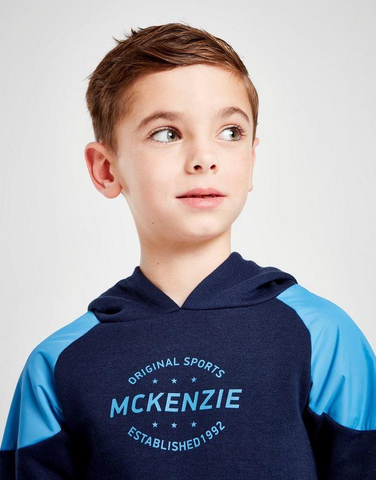 McKenzie Mini Sodalite Hooded Tracksuit Children
