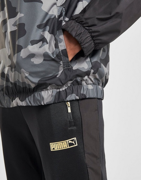 PUMA chaqueta cortavientos Shadow Camo 12 Zip | JD Sports