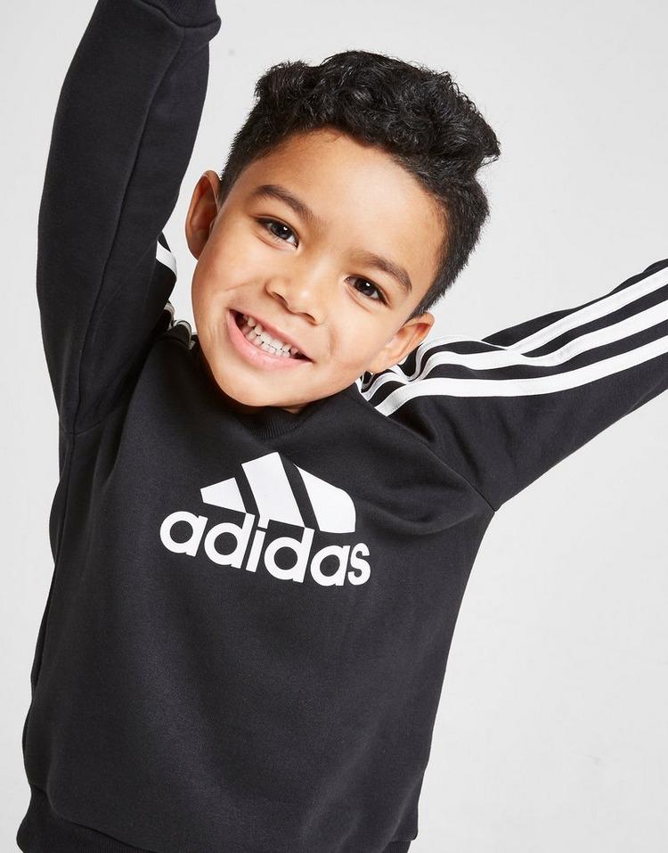 adidas Crew Tracksuit Children