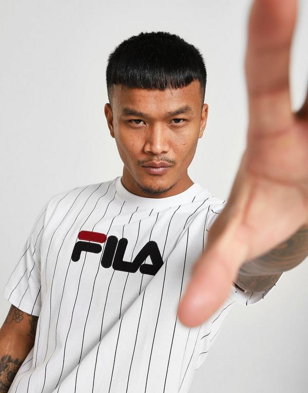 Fila Santo Stripe T-Shirt