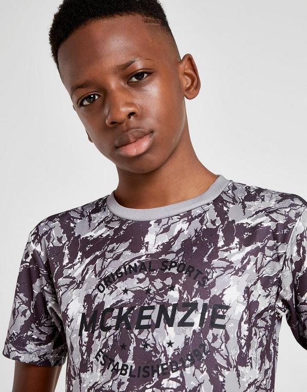 McKenzie Chamea Poly T-Shirt Junior