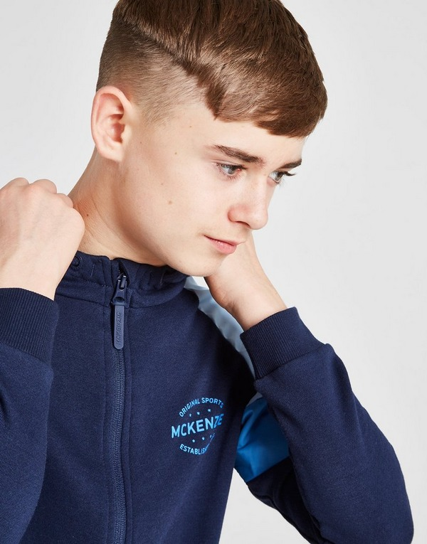 McKenzie Sodalite Zip Through Hoodie Junior