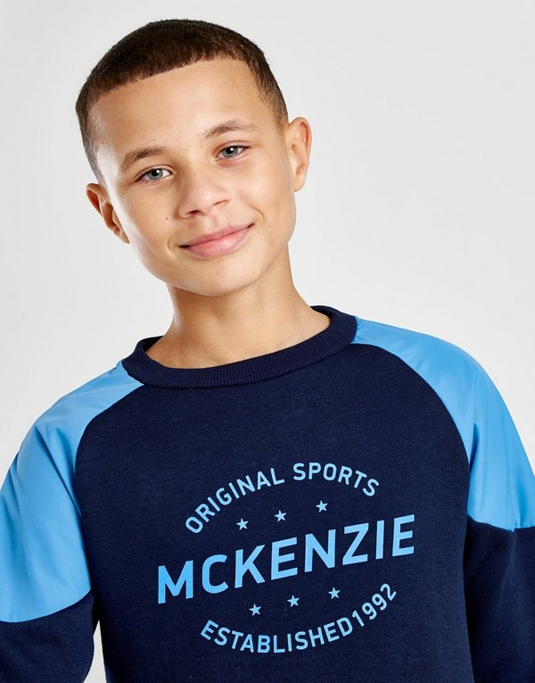 McKenzie Sodalite Crew Sweatshirt Junior