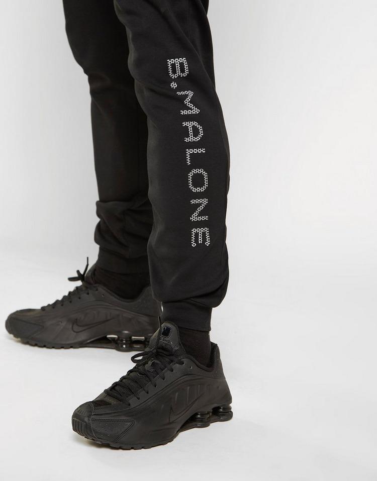 B Malone Script Track Pants