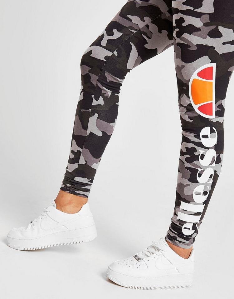 Ellesse All Over Print Logo Leggings