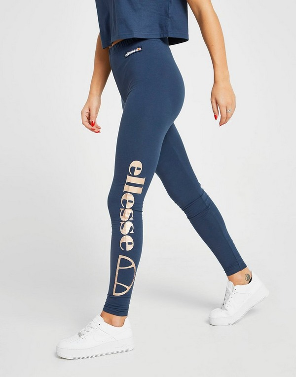 Ellesse Metallic Logo Leggings