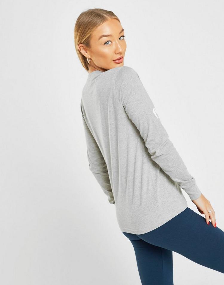 Ellesse Core Long Sleeve Boyfriend T-Shirt