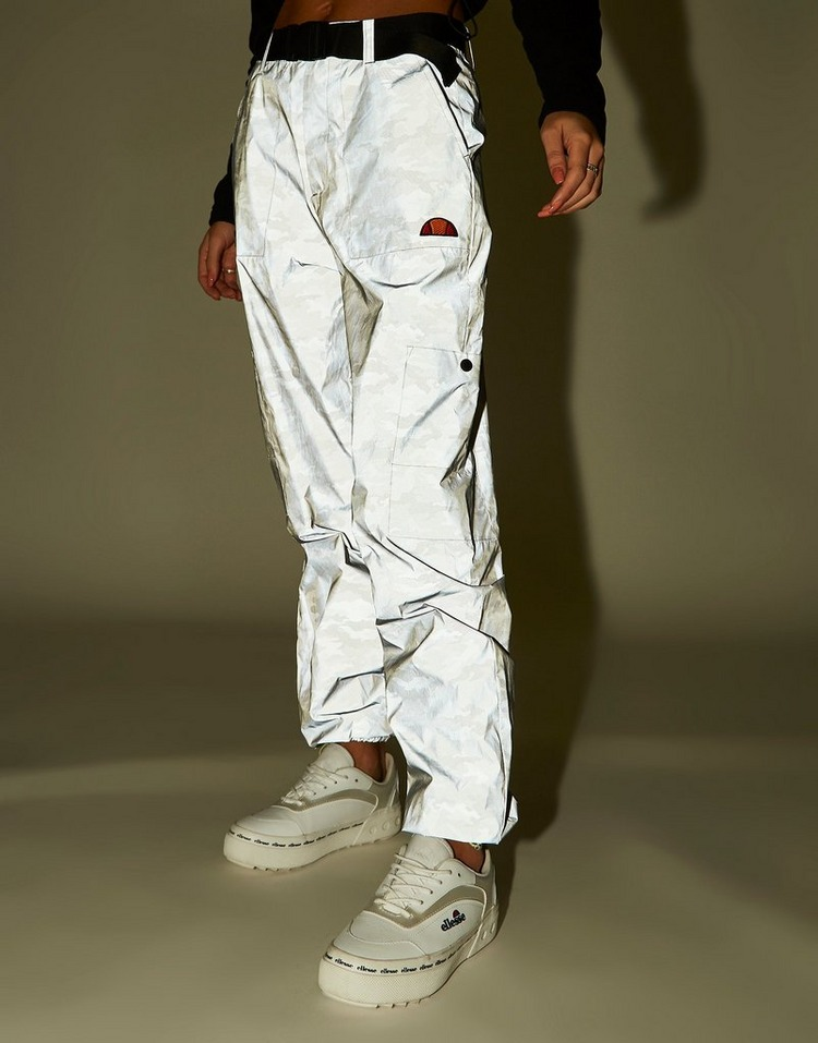Ellesse All Over Camo Print Cargo Pants