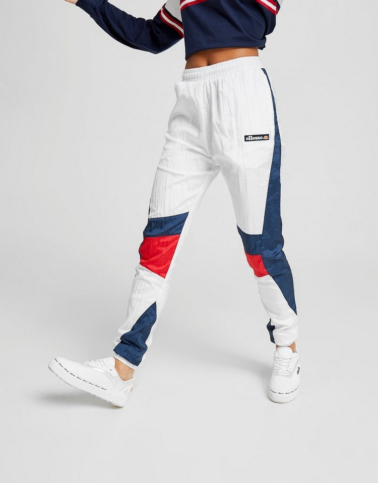 Ellesse Stripe Panel Woven Track Pants