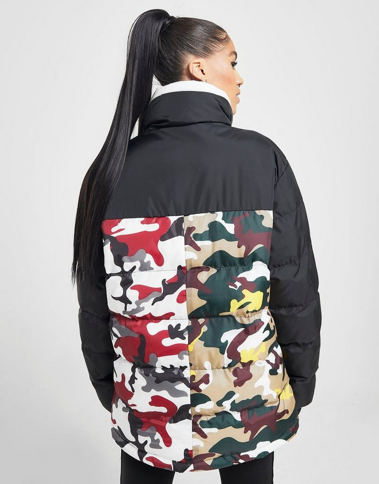 Karl Kani Camo Puffa Jacket