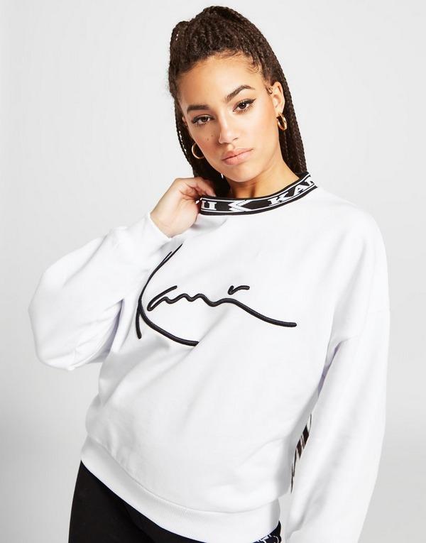 Karl Kani Signature Tape Crew Sweatshirt