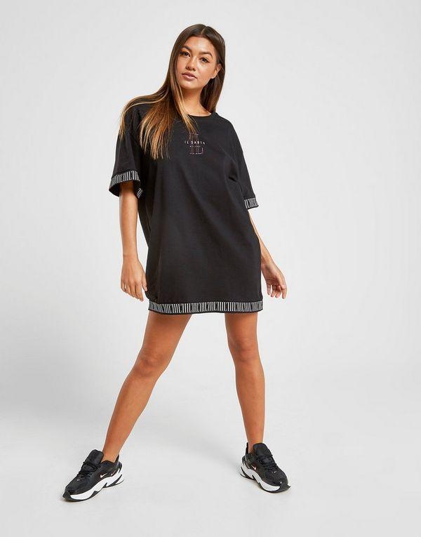 Il Sarto Panel T-Shirt Dress