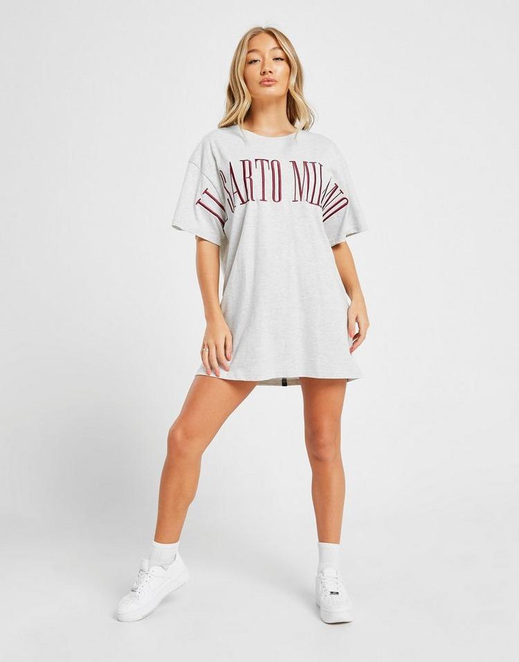 Il Sarto Logo T-Shirt Dress