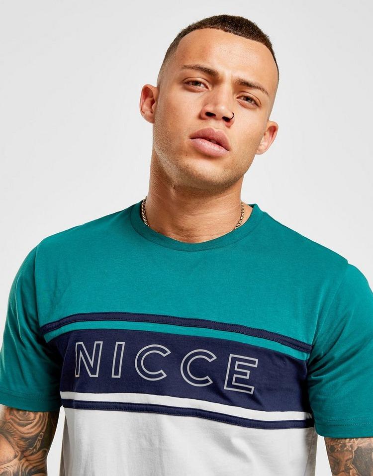 Nicce Panel T-Shirt