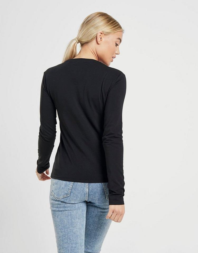 GUESS Long Sleeve Mirror T-Shirt
