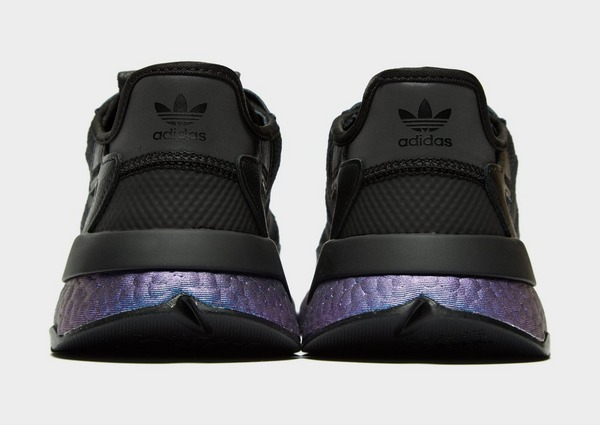 Acheter Noir adidas Originals Baskets Nite Jogger Homme | JD