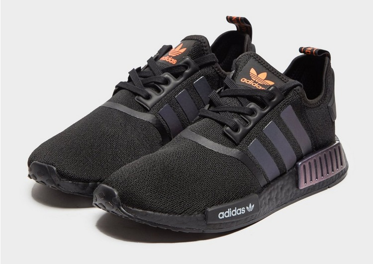 Shop den adidas Originals NMD_R1 Herren in Schwarz