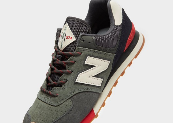 Buy Green New Balance 574 | JD Sports