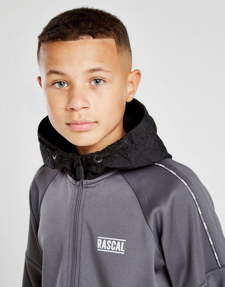 Rascal chaqueta con capucha Rascal Full Zip júnior