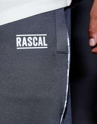 Rascal Acronym Poly Track Pants Junior