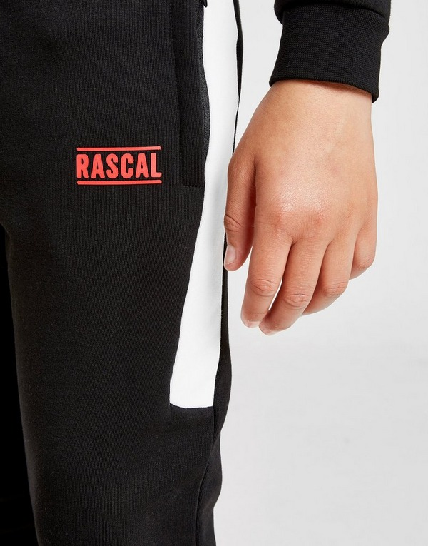 Rascal Neman Colour Block Fleece Joggers Junior