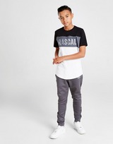 Rascal camiseta Acronym Colour Block júnior