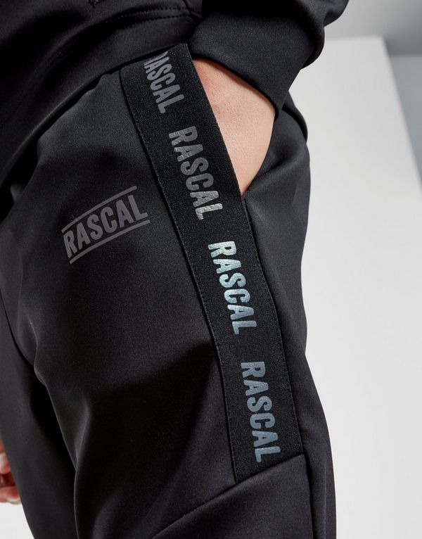 Rascal Iridescent Tape Joggers Junior