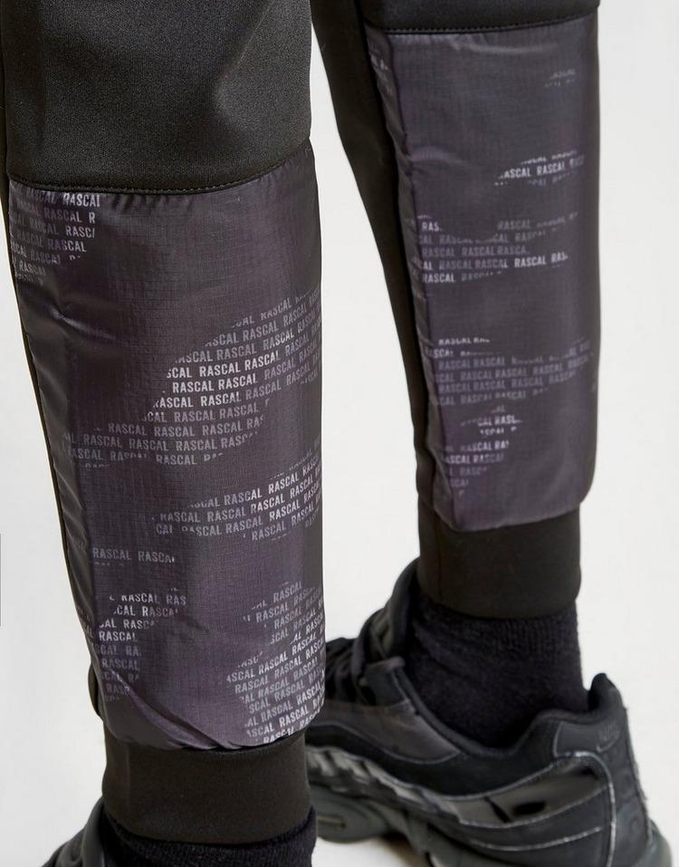 Rascal Camo Panel Track Pants Junior