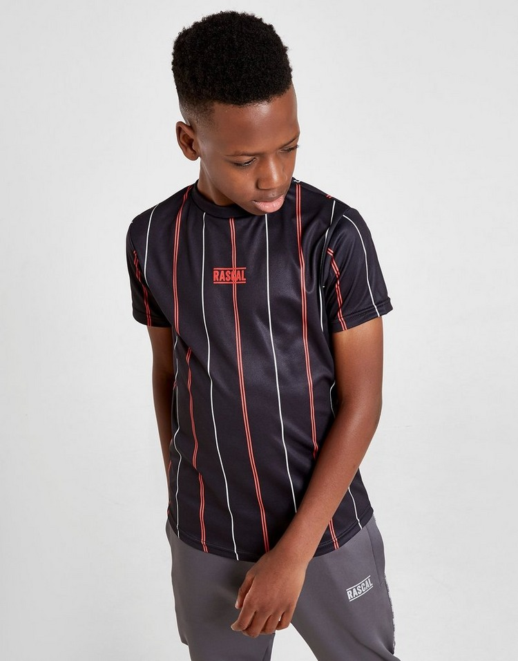 Rascal Neman Stripe T-Shirt Junior