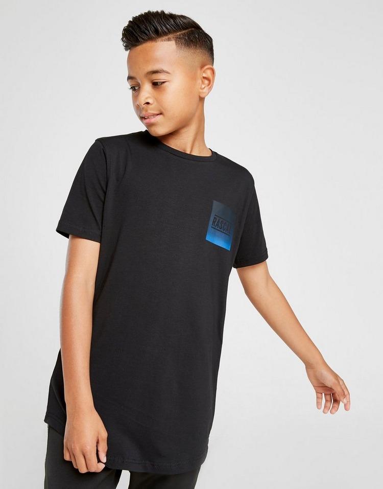 Rascal Real Ombre T-Shirt Junior