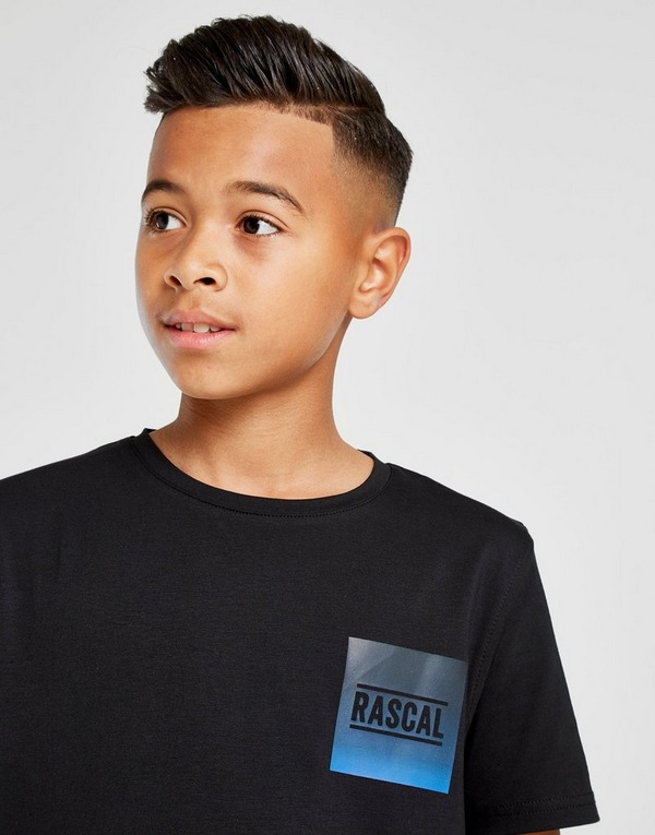 Rascal Real Ombre T-Shirt Junior