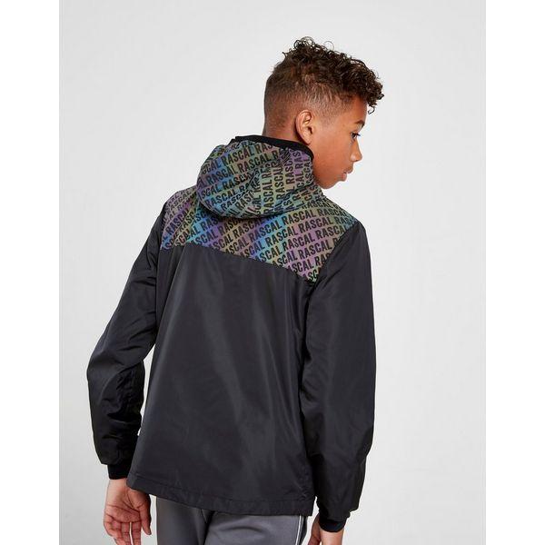 Rascal Iridescent Windbreaker Jacket Junior