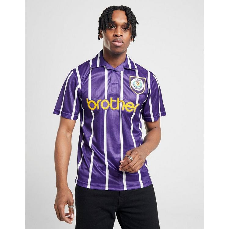 Score Draw Manchester City FC '94 Away Retro Shirt