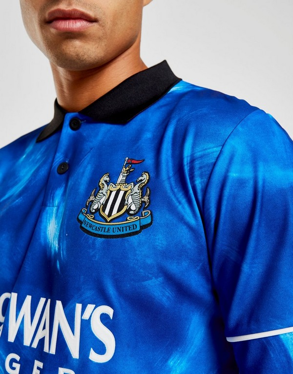 Score Draw camiseta Newcastle United FC 3ª. Equipación 95