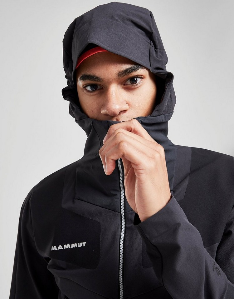 Mammut Aenergy Zip Through Softshell Jacket