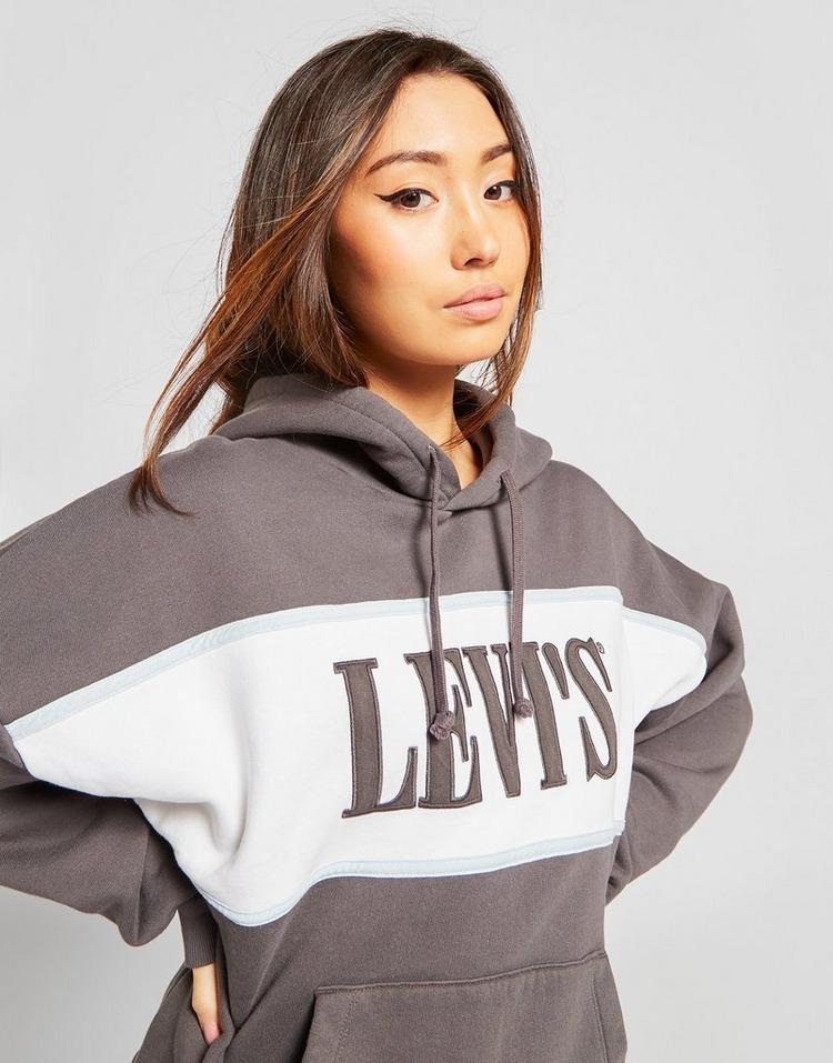 Levis Colour Block Hoodie