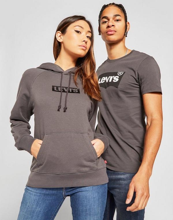 Levis Box Logo Hoodie