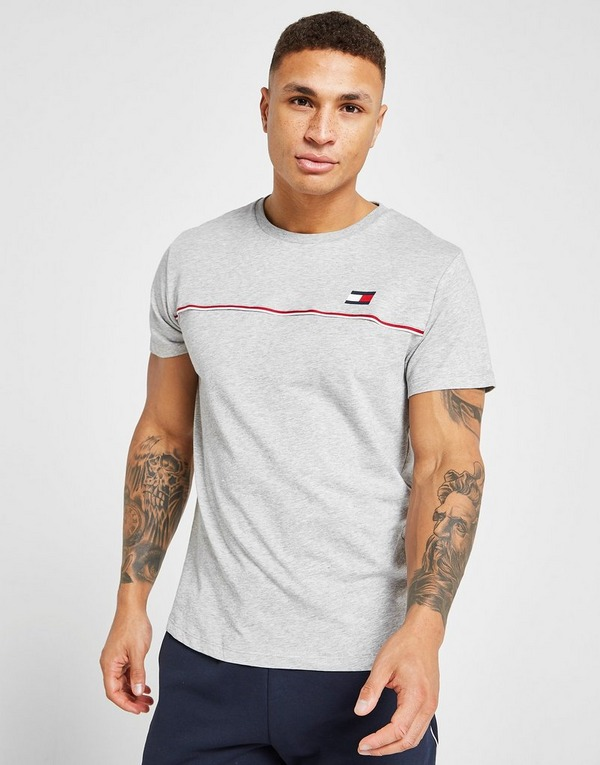 Tommy Hilfiger Flag Pipe T-Shirt