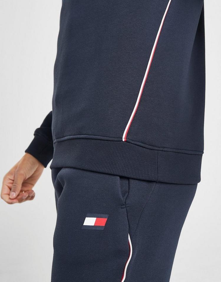 Tommy Hilfiger Flag Pipe Crew Sweatshirt