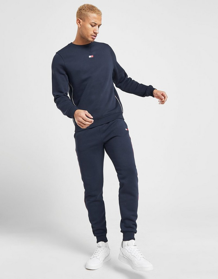 Tommy Hilfiger Flag Pipe Joggers