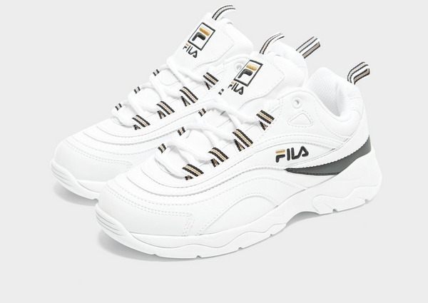 Koop Wit Fila Ray Dames | JD Sports