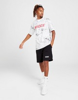 Nicce Speckle T-Shirt