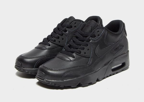 premium selection 2cfc4 061db NIKE Nike Air Max 90 Leather Older Kids  Shoe