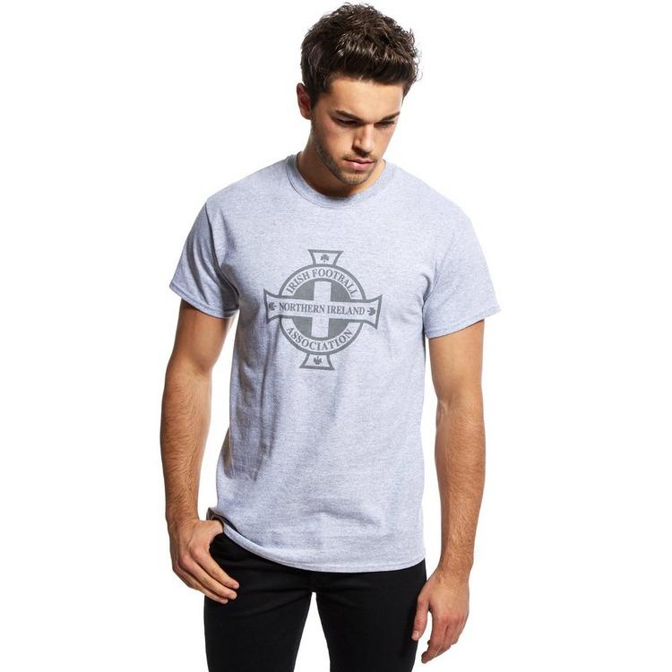 Official Team Northern Ireland Crest T-Shirt