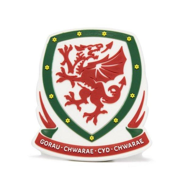 Official Team Wales 3D Crest Magnet