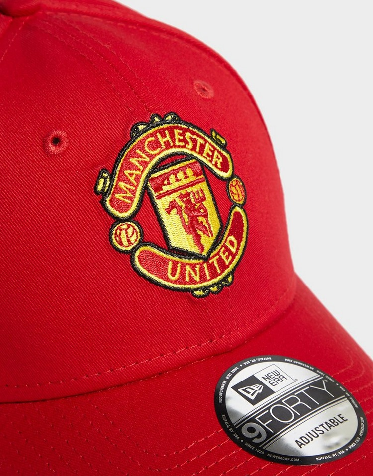 New Era Casquette 9FORTY Manchester United Adjustable